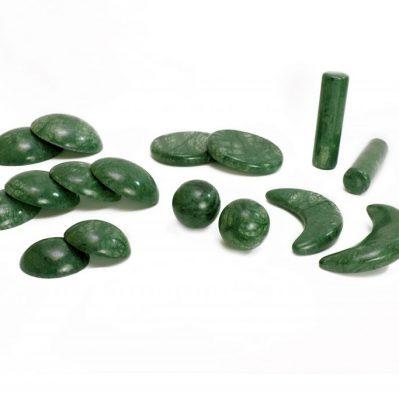 PREFERRED: Set of 16 Jadestones