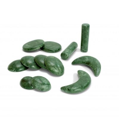 ESSENTIAL: Set of 12 Jadestones