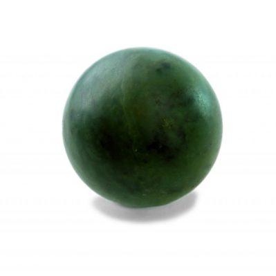 Nephrite Jade Sphere
